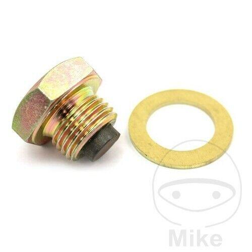 For BMW R 1200 ST Magnetic Oil Drain Sump Plug Bolt