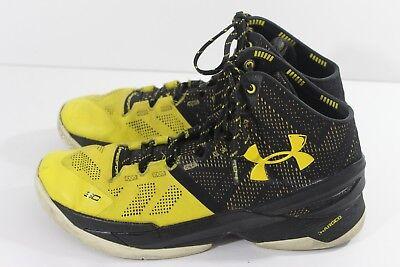Yellow Basketball Shoes sz 10