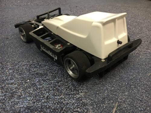 Formula 1 Stock Car body shell Kamtec 1:12 scale Stuart Smith 1 LEXAN SS1 £5.99