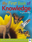 My First Book of Knowledge: A First Information and Activity Book by Angela Wilkes (Hardback, 2005)