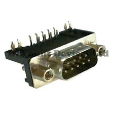 9 Pin D-Sub 2 Row Serial PCB Plug  Connector