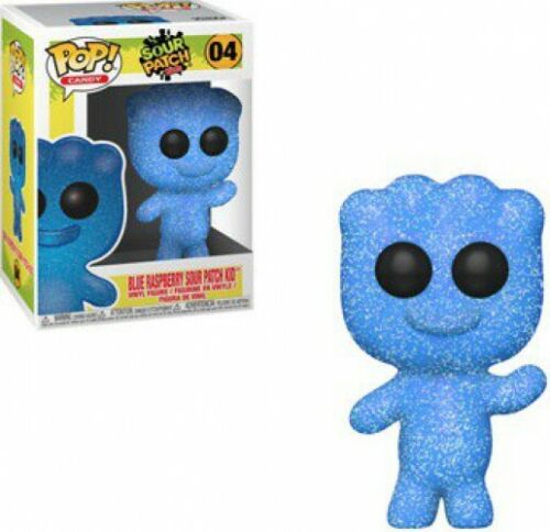 Sour Patch Kids Funko POP Candy Bleu Framboise Sour Patch Kid Vinyl Figure #04