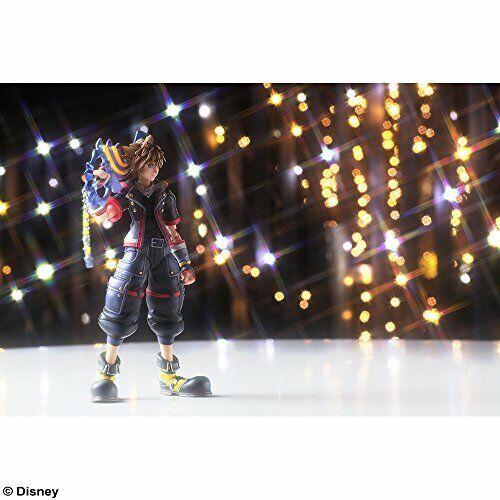 Square Enix cifra redom Hearts III BRING ARTS Sora cifra cifra cifra Japan c8bff2
