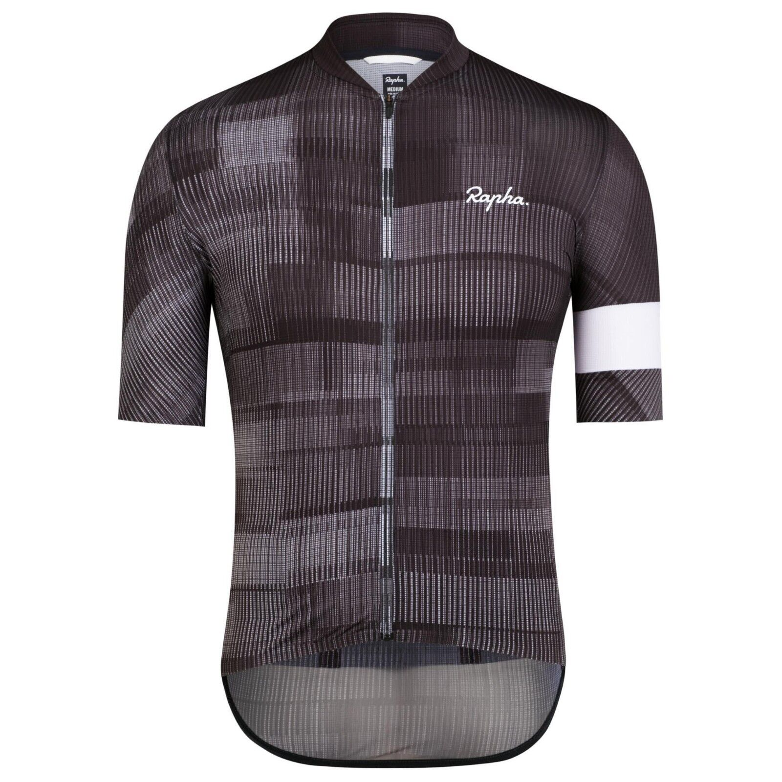 Rapha Men Cycling Jersey Extra Small XS Classic Flyweight Printed RCC LIMITED