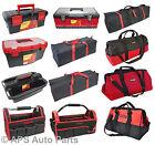 Mini Tool Box Storage Tray Tool Canvas Caddy Heavy Duty Contractors Bag Pro DIY