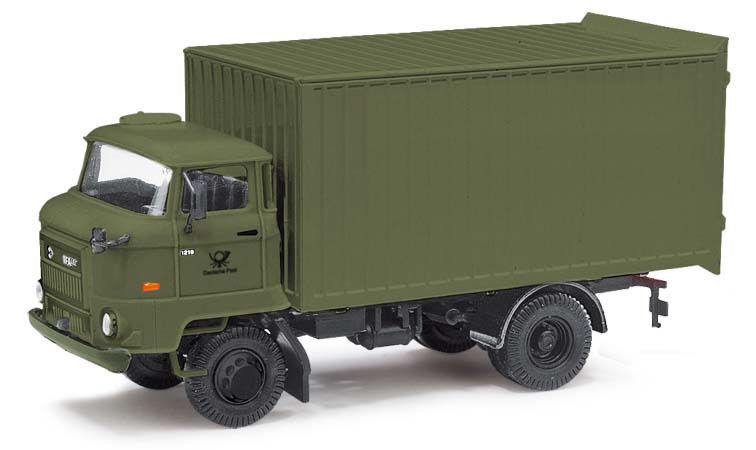 Busch 95528 Espewe  Ifa L60 Label Post, Green, H0 Vehicle Finished Model 1 87