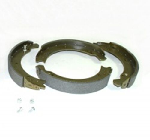 """LANDROVER SERIES 2A FRONT BRAKE SHOES 88/"""" 1961 to 1971 NEW STC2796 0092"""