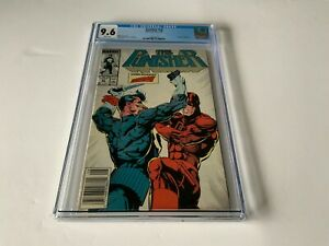 PUNISHER-10-CGC-9-6-WHITE-PAGES-NEWSSTAND-EDITION-DAREDEVIL-MARVEL-COMICS-1988