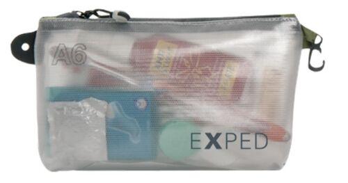 weatherproof objets de valeur carte titulaire du passeport sac A4 A5 A6 EXPED Vista organisateurs