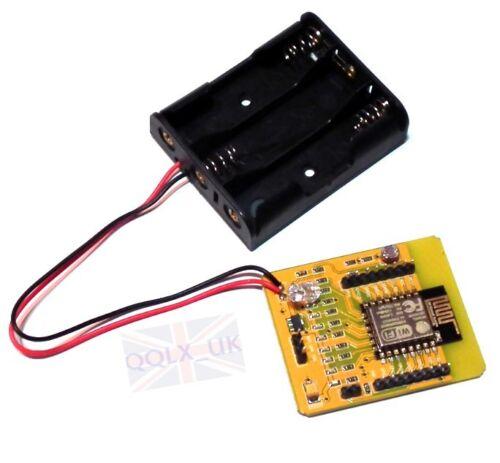 ESP8266 Wi-Fi di serie DEV KIT Scheda di sviluppo test Wireless Board COMPLETO IO LEAD