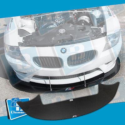 APR Performance Carbon Fiber Front Splitter Fit For 2006 - 2008 BMW Z4M E85