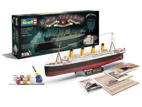 Geschenkset 100 Jahre Titanic NEU//OVP Revell 05715 L5
