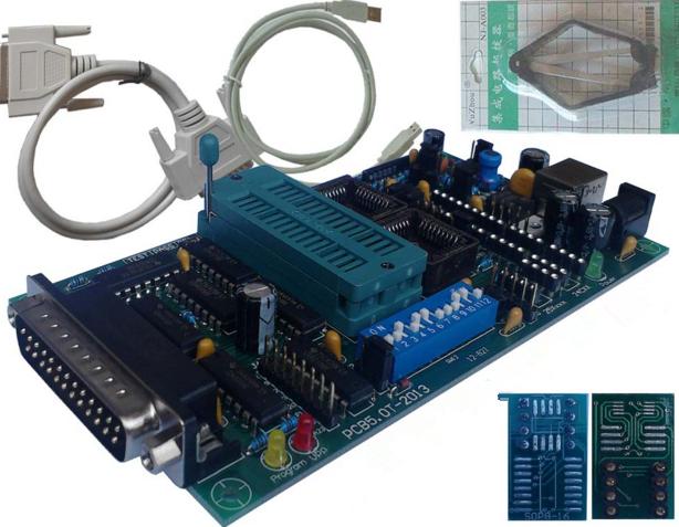 Willem EPROM Programmer PCB50 5 0 Willem Full Set Willem PCB EPROM EEPROM  Flash