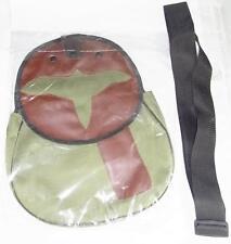 cetrería bolso y tira en hombro, verde oliva cordura