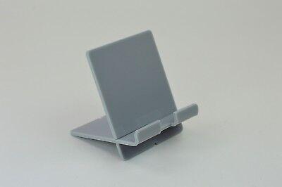 Attento Tablet/ipad Titolare/supporto E-reader/smartphone Stand-grigio Acrilico-mostra Il Titolo Originale