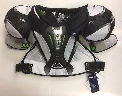 duża obniżka najwyższa jakość tanie trampki Reebok 11k KFS Pro Stock Chest/shoulder Pads SR XL Size Senior Sz Ice Hockey