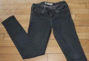 LEVIS-Jeans-pour-Femme-W-26-L-30-Taille-Fr-S-36-Demi-Curve-Ref-S333