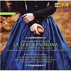 Giovanni Battista Pergolesi: La Serva Padrona; Domenico Cimarosa: Il Maestro di Cappella (2016)