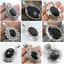 BLACK-ONYX-OVAL-SHAPE-925-SOLID-STERLING-SILVER-HANDMADE-DESIGNER-PENDANT thumbnail 3