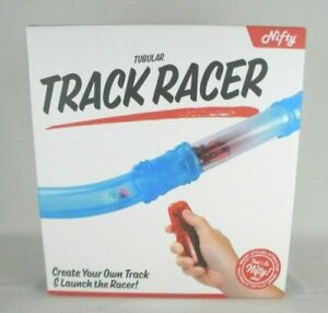 Nifty-Tubular-Track-Racer-RC-Car-Track-Set-Create-Your-Own-Track-amp-Launch-NIB