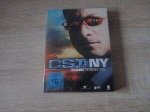 CSI NY - Season 5.1  --- 3 DVD-Box  --- Serie --- Krimi -- NEU OVP