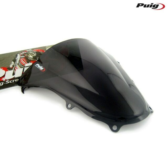 PUIG 1346F Fairing Racing Smoke Dark Suzuki 650 SV S 2003-2008