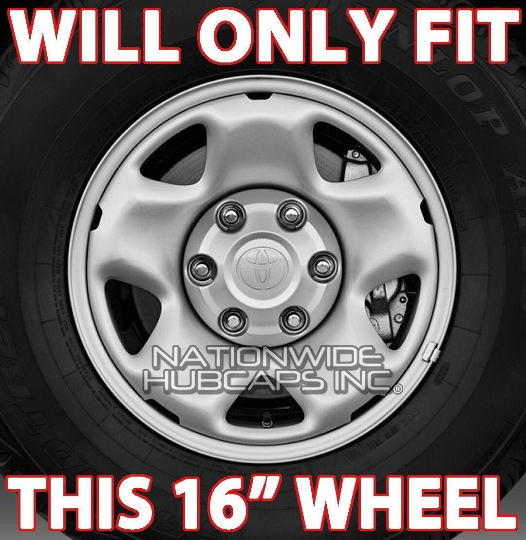 Pilot IMP68X Imposter 16 Wheel Skin for Toyota Tacoma