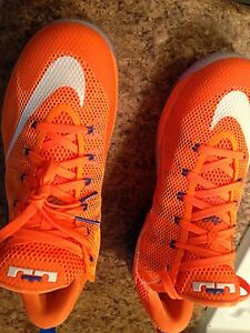 online store edd49 2c114 Image is loading NIKE-LEBRON-12-LOW-039-KNICKS-039-men-