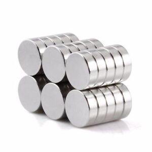 10 x N52 Neodym Magnet Scheiben 15x10mm D15x10 rund super stark Pinnwand NdFeB