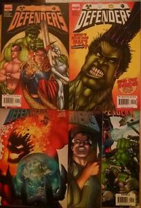 Complete Defenders #1 2 3 4 5 VF/NM Condition 1st Prints Marvel Giffen DeMatteis