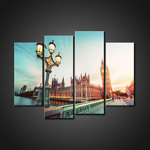 BIG-BEN-WESTMINSTER-CANVAS-PRINT-PICTURE-WALL-ART-HOME-DECOR-FREE-DELIVERY