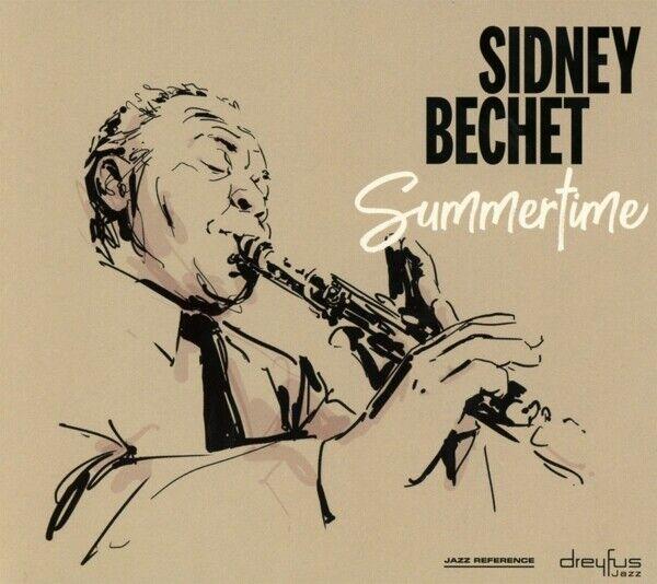SIDNEY BECHET - SUMMERTIME DIGIPAK  CD NEU