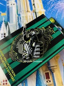 2020 NEW Disney Parks Haunted Mansion Glow Mystery Pin Bride Constance Hatchaway