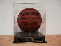 Basketball Case With A Carmelo Anthony York Knicks Engraved Nameplate