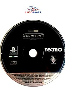 Dead-or-Alive-Promo-Psx-PS1-PLAYSTATION-Videojuego-Videogame-Retro-Mint-State