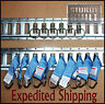 16pcs 10x E Track Tie Off & 6x E Track Ring Enclosed Trailer Truck Cargo Van