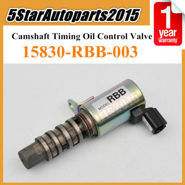 Variable Timing Solenoid G454QN For Accord Civic Crosstour