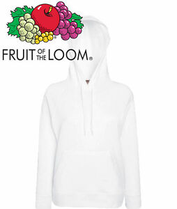 Fruit of the Loom Felpa Donna