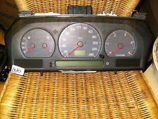 Velocímetro combi instrumento volvo 70 v70 TDI diesel cluster cabina Clocks Speedometer