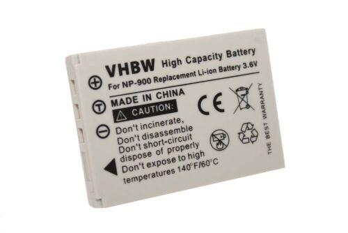 Cámara acu Batería Acu para Rollei compactline 203 cl-203