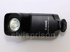 Canon VL-10Li II Shoe Mount Camcorder Video Light VL10Li Second Ver. - Free Ship
