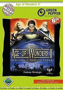 Age of Wonders 2 (GreenPepper) de ak tronic | Jeu vidéo | état très bon