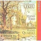 Guillaume Lekeu - Lekeu: Piano Quartet; Piano Trio (2000)
