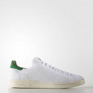 new concept 00919 2c2b2 Image is loading New-adidas-Originals-STAN-SMITH-PRIMEKNIT-SHOES-White-