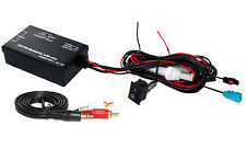 Mercedes AUX iPod Fakra Wired FM Modulator transmitter FMMOD4 iPhone MP3 Connect