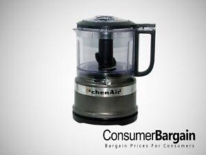 KitchenAid-KFC3516QG-3-5-Cup-Mini-Food-Processor-Guaranteed-Refurbished-BPA-Free