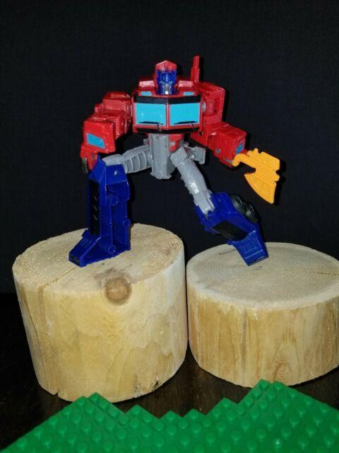 Transformers Cyberverse Warrior Class OPTIMUS PRIME E1901 by Hasbro