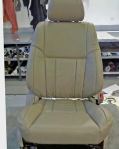 Outstanding Details About 1999 2001 2002 Toyota 4Runner Tan Leather Seat Covers 1 Back Rest And 1 Bottom Dailytribune Chair Design For Home Dailytribuneorg