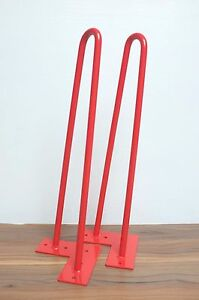 Retro-Hairpin-Legs-Set-of-3-Red-16-034-Colour