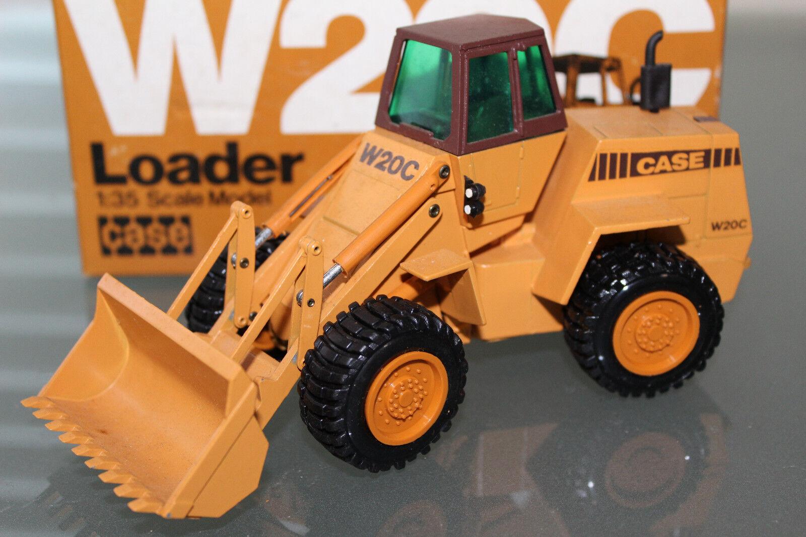 NZG Modelle 1 35 Scale CASE LOADER W20C